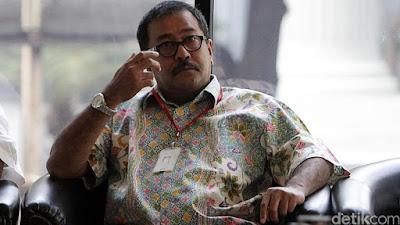 Sehari Sebelum Ditangkap KPK, Penyuap DPRD Banten Temui Rano Karno