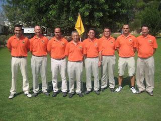 Equip P&P Gualta Campió Interclubs 2012 FCPP