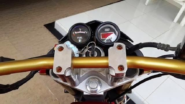 Modifikasi Yamaha Vixion 2011