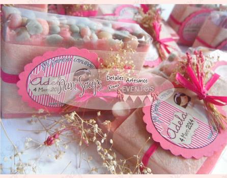detalles personalizados para comunion