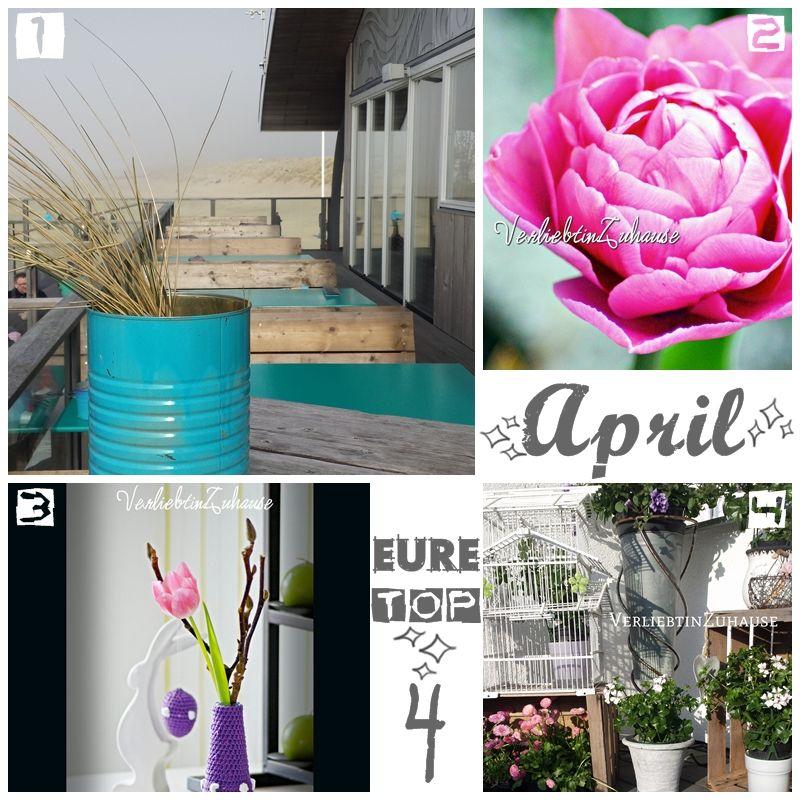 Instagram Rückblick von Verliebt in Zuhause (most likes in april)