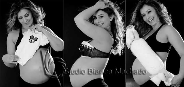 fotos gravida estudio
