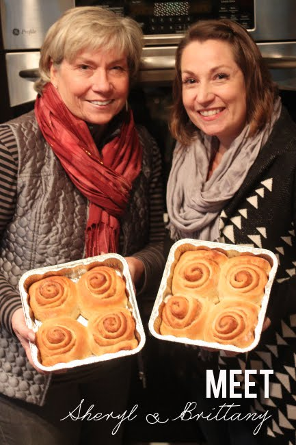Meet the ladies behind Rolls for Refugees