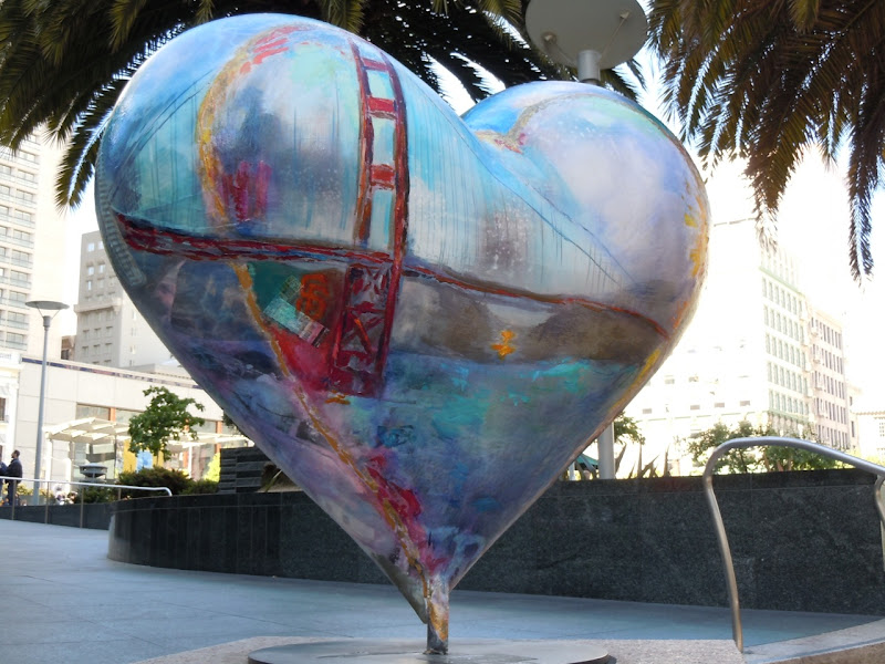 Jeremy Sutton Classic San Francisco Heart