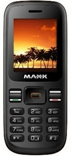 Maxx MX151 Arc Dual SIM Mobile