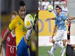 Brasil vs Uruguay, Semifinales Juegos Panamericanos Hombres