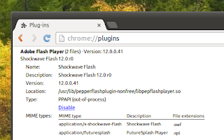 Chromium Pepper Flash Ubuntu