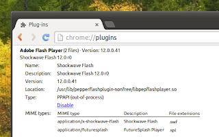 Chromium Pepper Flash Ubuntu