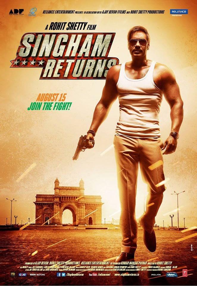 Singham Returns Full Movie