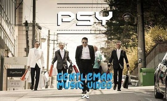Video Terbaru PSY - Gentleman M/V