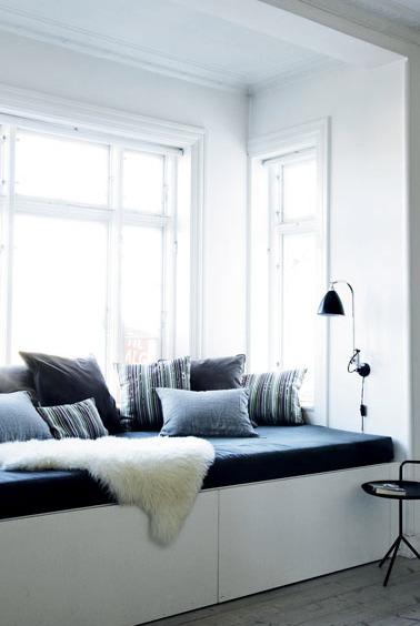 Un apartamento de estiló nórdico en Chic & Decó.