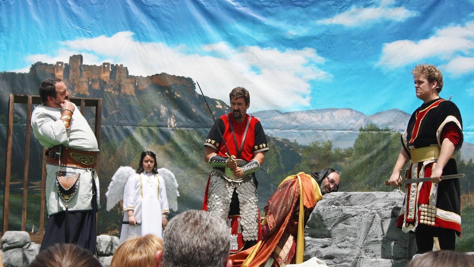 MOROS Y CRISTIANOS EN BENAMAUREL LOS+PAPELES