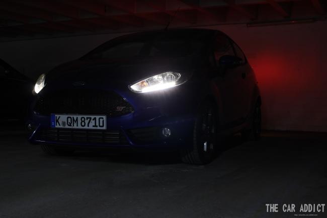 2013 Ford Fiesta ST