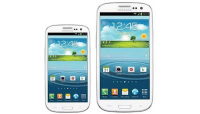 Samsung Galaxy SIII vs Samsung Galaxy SIII Mini