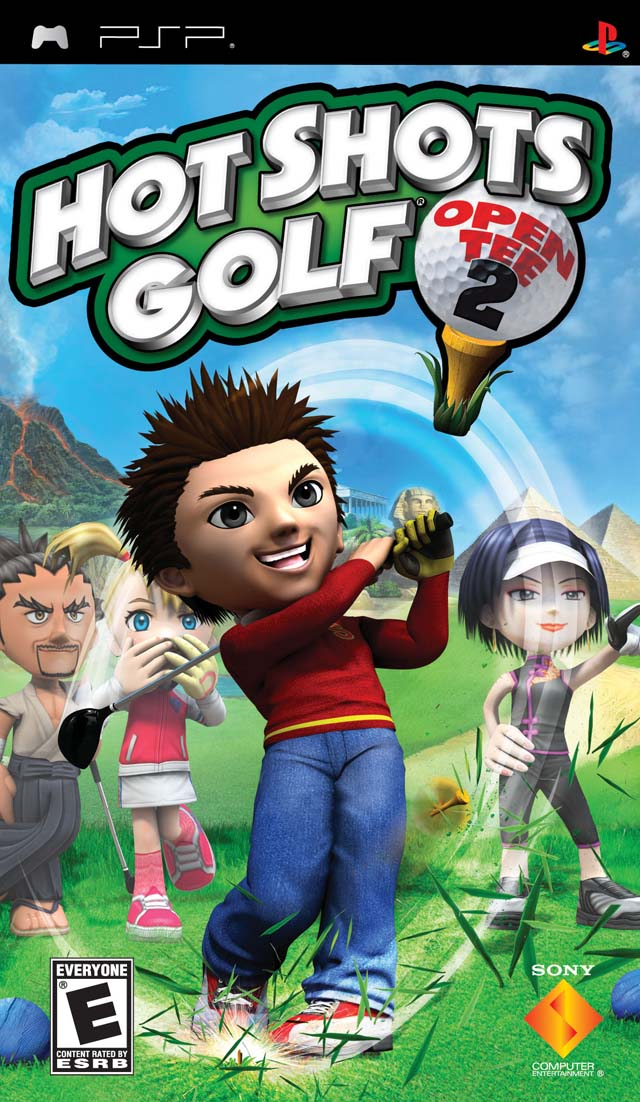 free hot shot golf