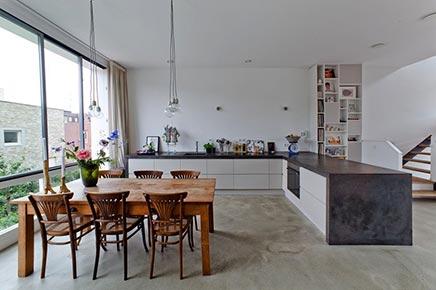Motivatie voor de binnenkant van uw huis goedkoop bouw for Inrichting huis modern