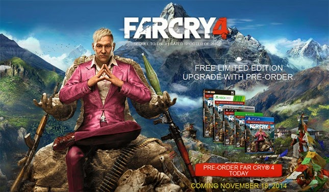 "FARCRY 4 "" VERSION GOTY"""