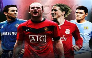 أجمل عشرة أهداف في الدوري الانجليزي للموسم الكروي 2011-2012