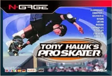 Tony Hawk Pro Skater | Game N-Gage
