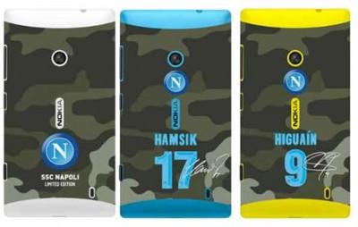 Nokia dan SSC Napoli Rilis Edisi Eksklusif Lumia 520