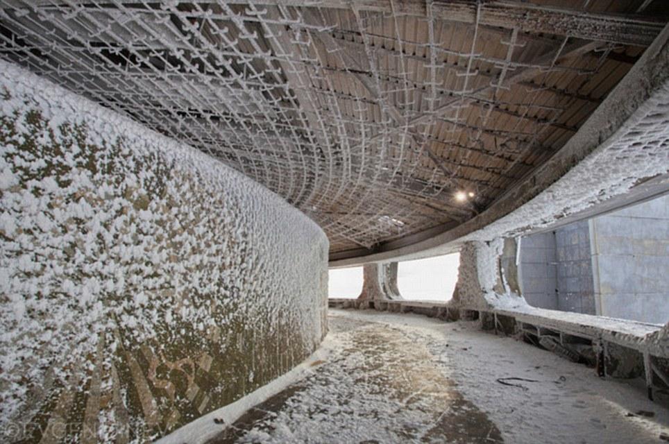 Okokno Crumbling Ruins Of Bulgarian Communist Party