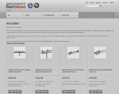 deichmann bad deluxe - neuer shop