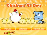 Chicken Vs Dog Online | Free Play