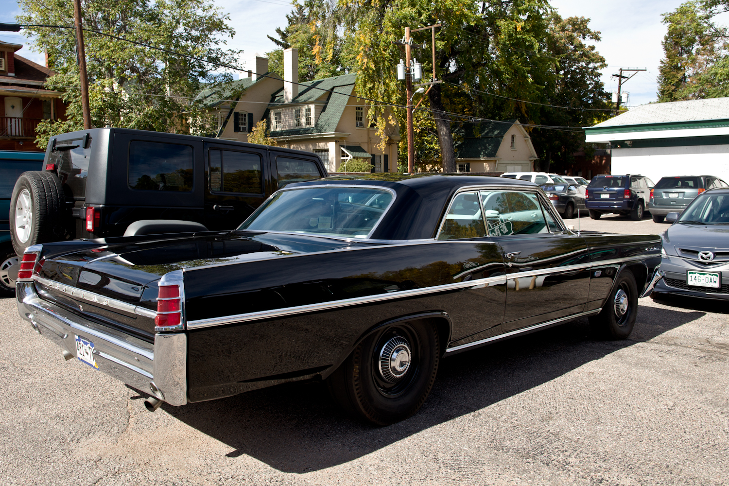 1963 Pontiac Catalina Related Infomation Specifications