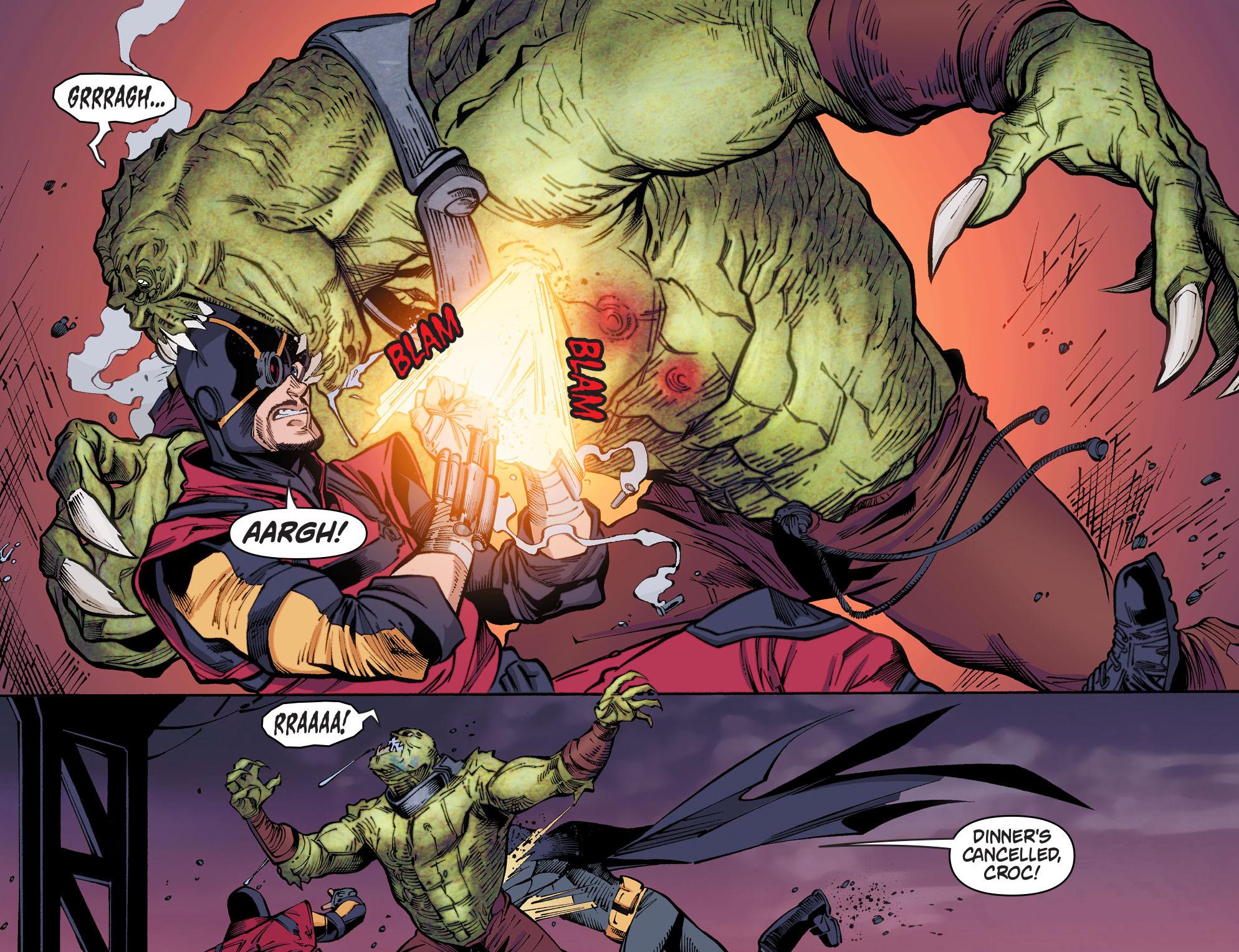 Batman: Arkham Knight [I] Issue #23 #25 - English 17