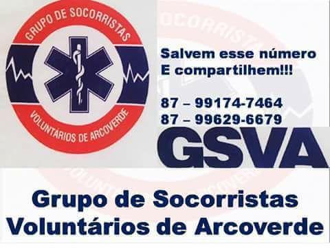 Grupo de Socorristas Voluntários de Arcoverde