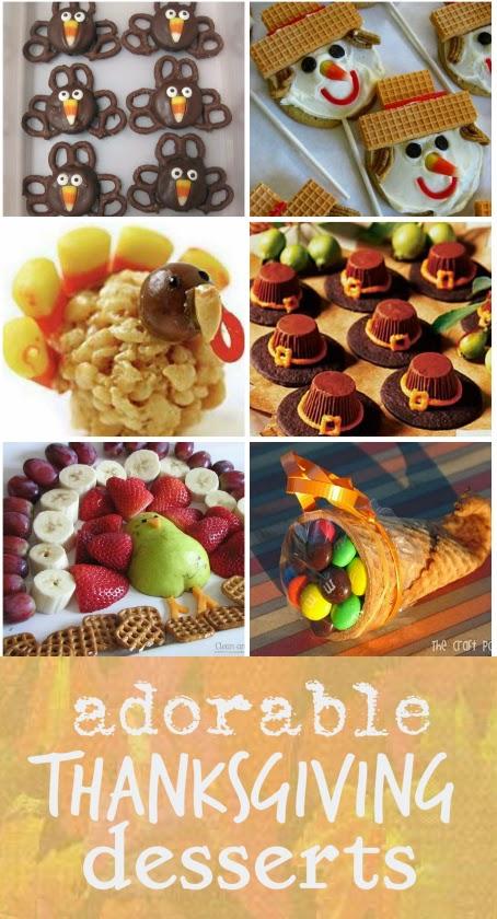 Ciao Newport Beach Adorable Thanksgiving Desserts