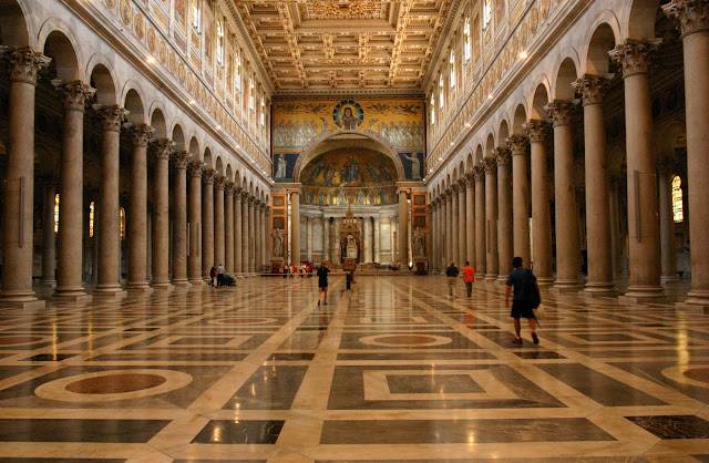 historia del arte arquitectura paleocristiana la bas lica On arquitectura paleocristiana
