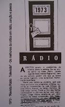 * 1973 - Revista Rádio & Televisão