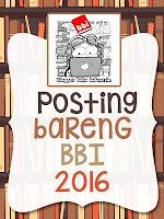 Posting Bareng 2016