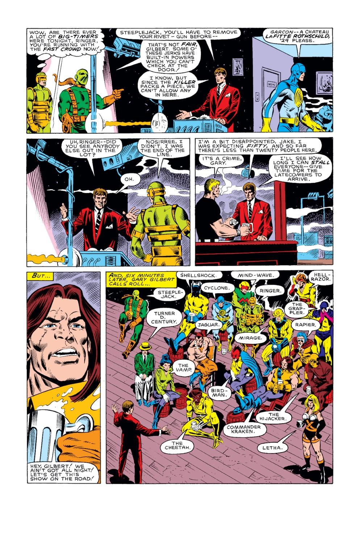 Captain America (1968) Issue #319 #247 - English 21