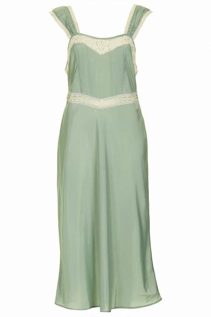 vintage style dress