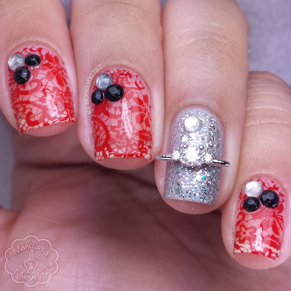 James Allen Nail Jewels - Wedding Bliss Week 5 - Manicured & Marvelous