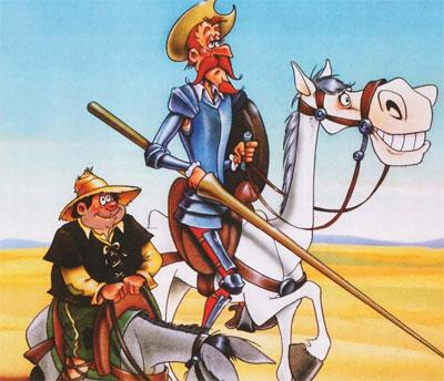 ensayo de el quijote de la mancha: