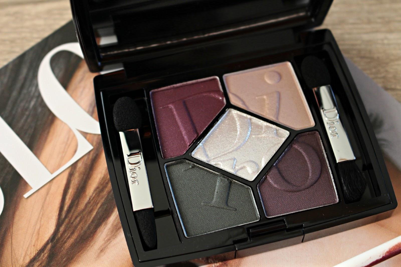 Dior Cosmopolite collection oogschaduw
