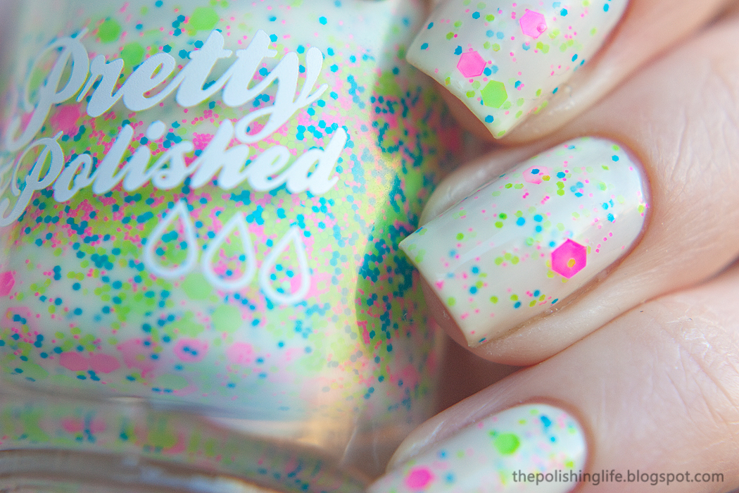 Pretty & Polished Popples swatches and review