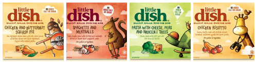 Review // Little Dish Meals