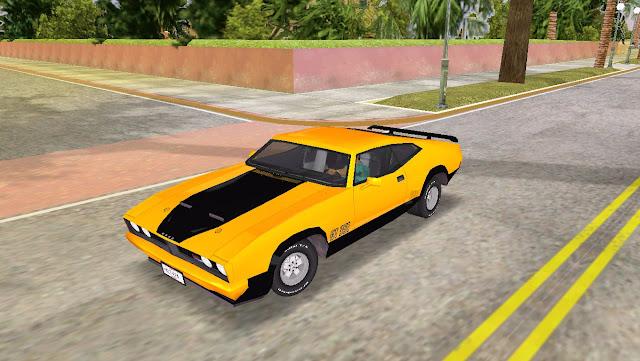 Ford XB GT Falcon Hardtop 1973 GTA Vice City