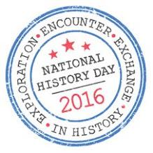 2016's History Fair Theme