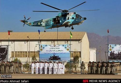 Agusta SH-3D Sea King Angkatan Laut Iran