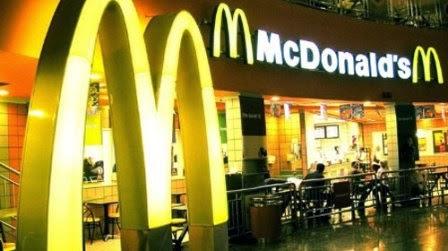 Cửa hàng McDonald's đầu tiên tại Việt Nam