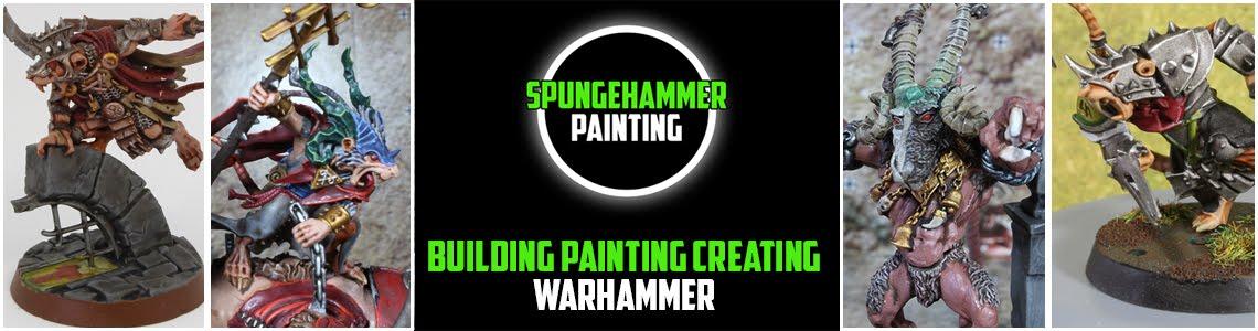 SpungeHammer Painting