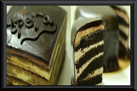 KELAS CONTINENTAL CAKE (part 2)- 2 jenis rm350