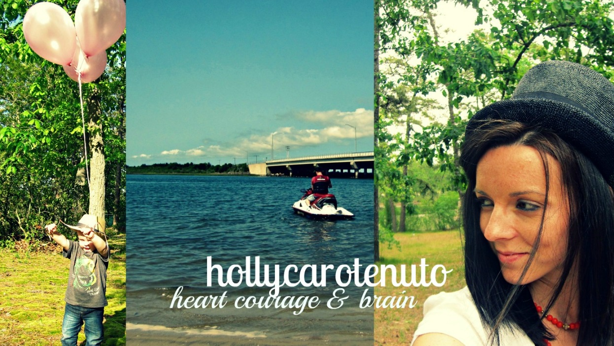 hollycarotenuto: heart courage & brain