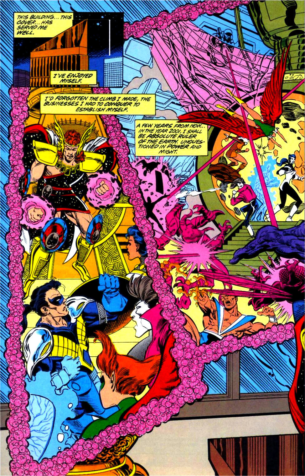 Deathstroke (1991) Issue #14 #19 - English 16