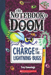 The Notebook of Doom: Charge of the Lightning Bugs